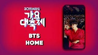 Download BTS (방탄소년단) - HOME [2019 KBS Song Festival] Vertical video