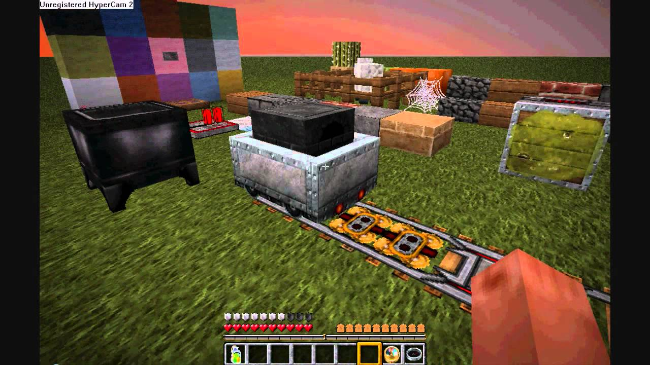 Misa Realistic texture pack 1.2.5 - Minecraft - YouTube