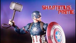 Marvel Legends Avengers Endgame Captain America Walmart Exclusive Figure Revealed