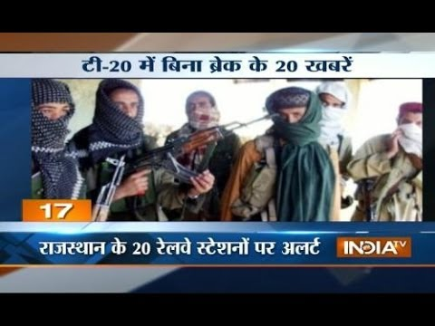 ALERT: Lashkar-e-Taiba may attack railway stations in Rajasthan