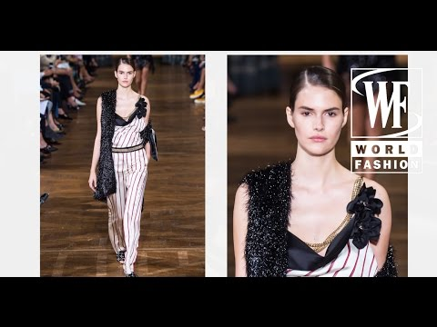 Lanvin Spring/Summer 2017 Paris Fashion Week
