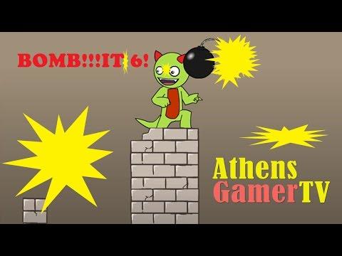 Bomb It 6 AthensGamerTV เกมส์วางระเบิด by Athens Thanakrit
