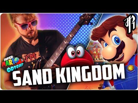 SUPER MARIO ODYSSEY - SAND KINGDOM || Metal Cover by RichaadEB