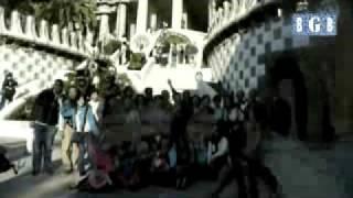 バルセロナ政府観光局と協賛するバルセロナガイド協会によるガウディツ...