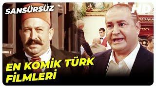 Türk Sinema Tarihinin En Komik Sahneleri | Türk Komedi Filmleri