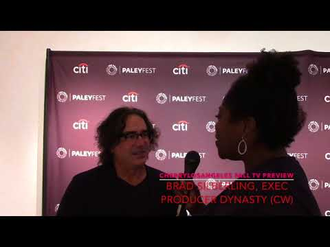 Brad Silberling Dynasty (CW) Exec Producer Interview - YouTube