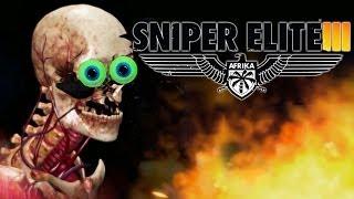 sniper elite iii bone shattering goodness