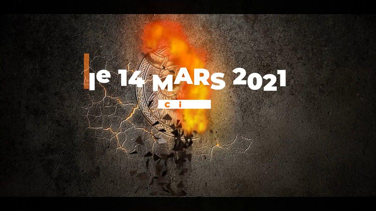 Saison 2021 : le 14 Mars avec les Vikings !