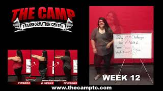 South Fort Worth TX Weight Loss Fitness 12 Week Challenge Results - Sara M.