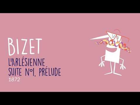 Bizet, L'arlésienne, Prélude, 1872 (extrait)