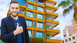 Недвижимость в Турции СКИДКА! Квартира с мебелью в Алании, Махмутлар, Турция