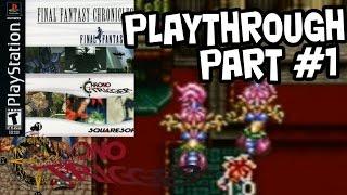 Final Fantasy Chronicles: Chrono Trigger (PS1) Playthrough - Part 1