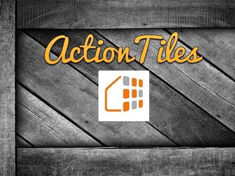 Action Tiles - Setup and demo