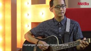 SUFIAN SUHAIMI - HARUS AKU - Live Akustik - The Stage - Media Hiburan