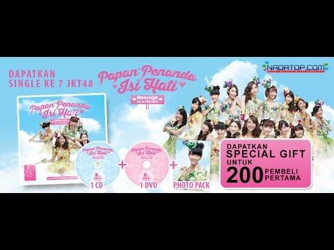 JKT48 - PAPAN PENANDA ISI HATI (KOKORO NO PLACARD)
