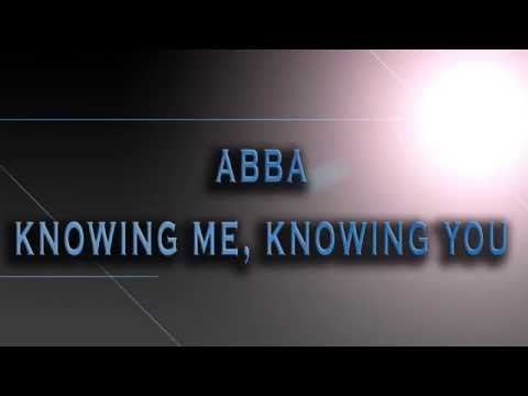 ABBA-Knowing Me, Knowing You [HD AUDIO]