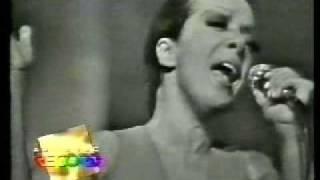 Elizeth Cardoso raríssima cena 1958