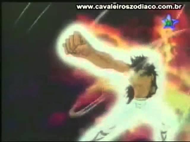 Os Cavaleiros do Zodíaco - Primeira Abertura Exibida Na Extinta Tv Manchete