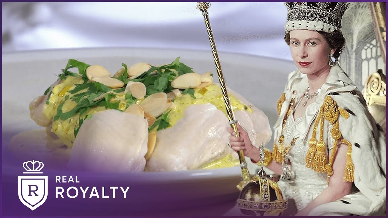 Recreating The Secret Recipes Of The Coronation | Royal Recipes | Real Royalty