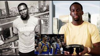 Draymond Green SH0WED EVERYONE He Doesnt Respect Kevin Durant
