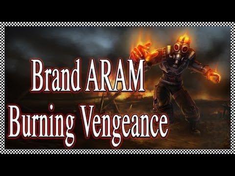 League of Legends ARAM Brand HD