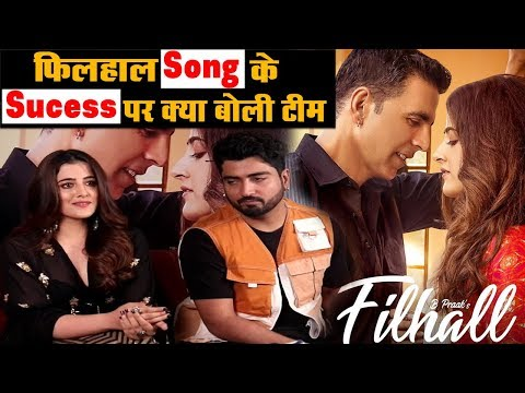 Filhall Akshay Kumar ft Nupur Sanon, B Praak, Jaani, Exclusive Interview l Filhall Success Song Mp3