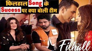 Filhall Akshay Kumar ft Nupur Sanon, B Praak, Jaani, Exclusive Interview l Filhall Success Song