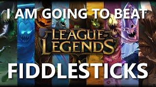 Trinimmortal beats League: Fiddlesticks