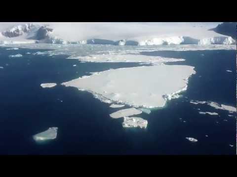 Antarctica 2012- Flying to Esperanza Base