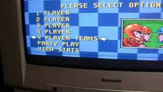 8 player mode in Micro Machines 2: Turbo Tournament
