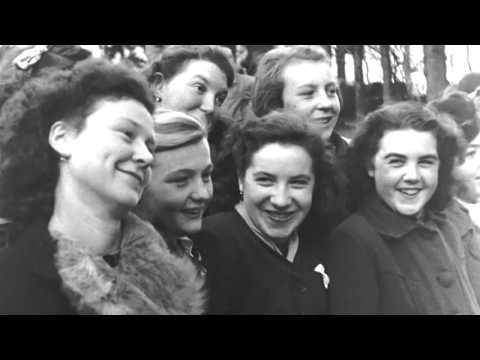 American St. Nick ORIGINAL film from 1944