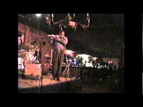 Vincent Davis, Malachi Favors & The Maghostut Trio Live at The Velevet Lounge Part 1