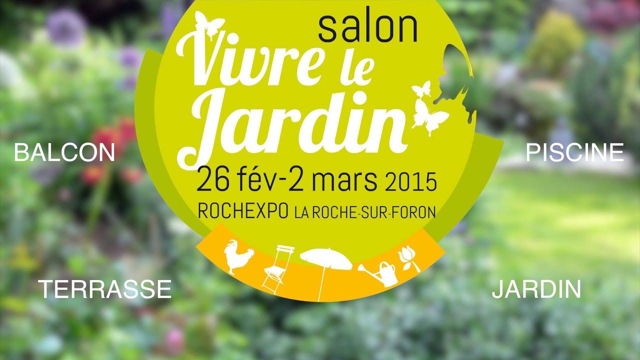 Salon vivre le jardin la roche sur foron 2015 rochexpo for Salon la roche sur foron