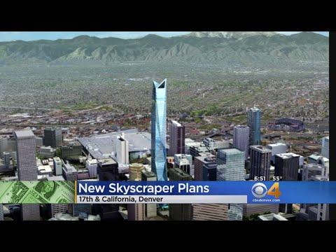 Denver's Skyline Could Reach 1,000 Feet High