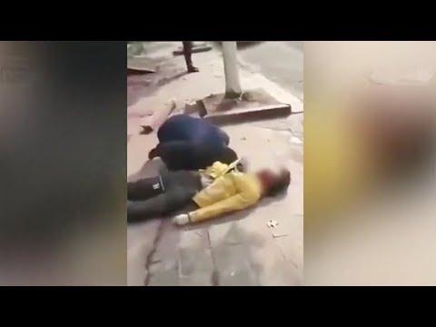 Hubei shooting video