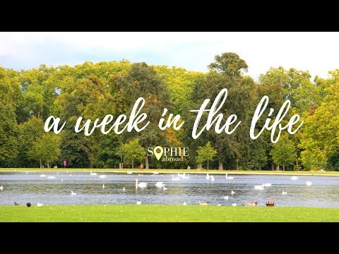A Week in the Life | Sophie Abroad