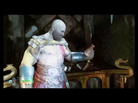 God of War playthrough part 7