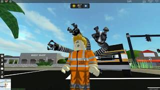 Tenzin911 plays Roblox - Ultimate Driving Westover: D.O.T.
