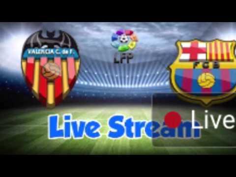 Barcelona vs Valencia LIVE