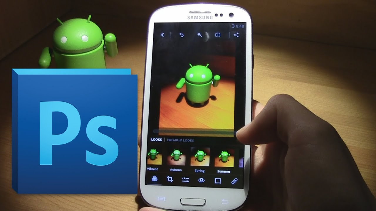 photoshop android app review best photo editing app easy simple youtube