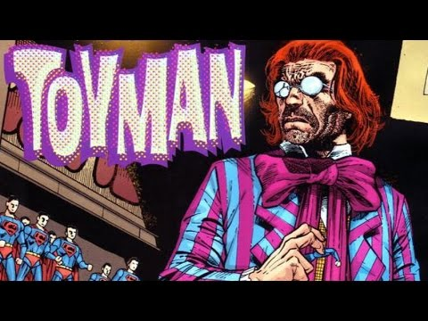Supervillain Origins: Toyman
