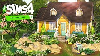 COZY PASTEL GRANDMA COTTAGE 💕   The Sims 4: Speed Build