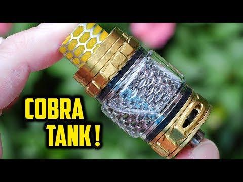 AWFUL Vape?! SMOK TFV12 Prince Cobra Tank!!