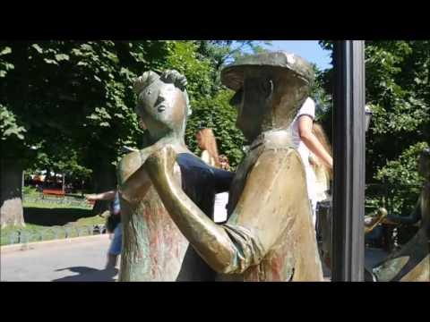 Что посмотреть в Одессе. Достопримечательности. Городской сад. Odessa.