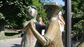 Что посмотреть в Одессе. Достопримечательности. Городской сад. Odessa.(Это один из старейших парков города, который стал для многих жителей Одессы частью привычной жизни. Это..., 2016-08-25T05:45:41.000Z)