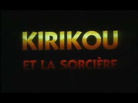 Crtani film Kiriku i vestica Karaba