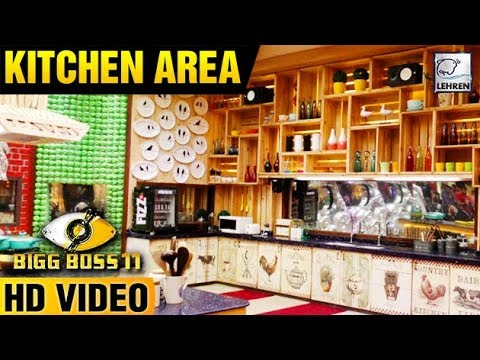 Bigg Boss 11 Kitchen Area FULL VIDEO | Exclusive Interview