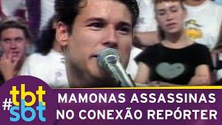 Conexão Repórter com vídeo inédito do Mamonas Assassinas | tbtSBT