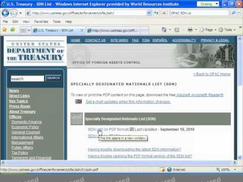 Webinar - Staying Legal: List Checking Best Practices - 2010-09-16
