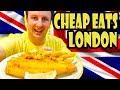 Top 10 Best Cheap Eats in London Under £10